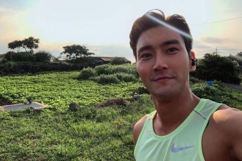 Choi Siwon Sangat Mencintai Indonesia
