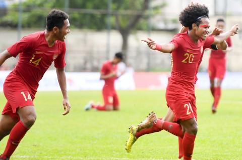Garuda Nusantara Gilas Filipina 7-1