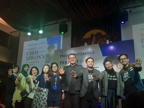 Promotor Ungkap Sulitnya Mendatangkan Choi Siwon ke Jakarta
