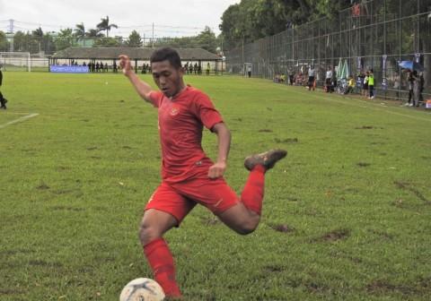 Piala AFF U-18: Beragam Tanggapan Warganet soal Kondisi Lapangan saat Indonesia vs Filipina