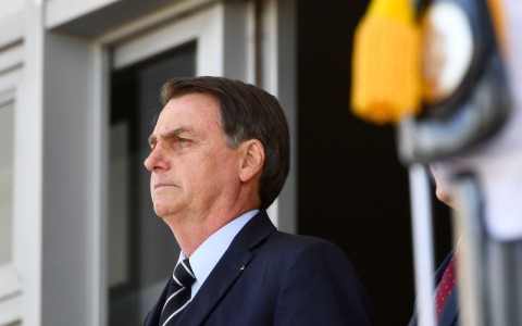Presiden Brasil Ingin Penjahat Ditembak Mati di Jalan