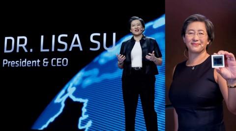 Bos AMD Bantah Rumor Pindah ke IBM