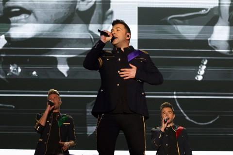 Nostaliga dalam Konser 20 Tahun Westlife Berkarya