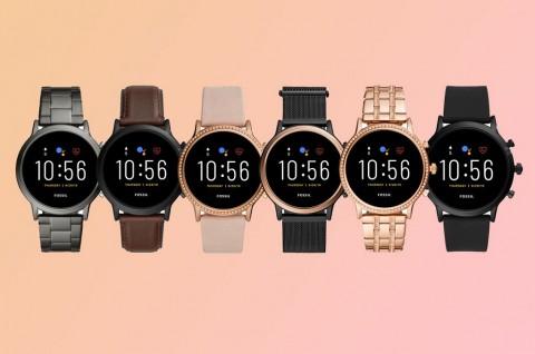 Smartwatch Baru Fossil Punya Kemampuan Serupa Apple Watch