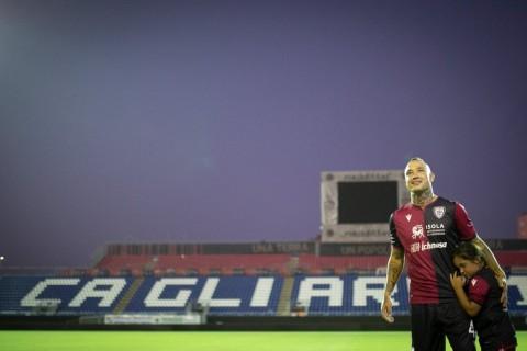 Dua Alasan Nainggolan Pilih Kembali ke Cagliari