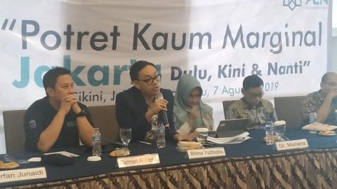 Ketimpangan di Jakarta Disebut Lebih Rumit Ketimbang Papua