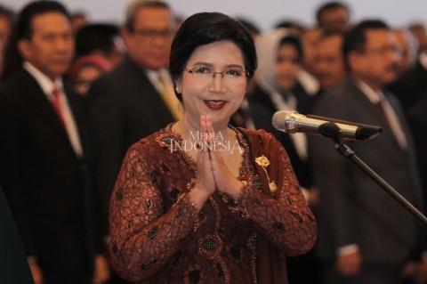 Destry Damayanti Resmi Jadi Deputi Gubernur Senior BI