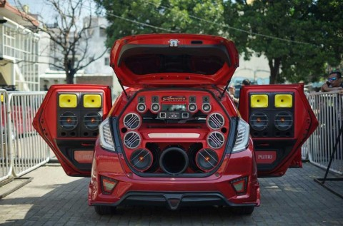Kontes Modifikasi Mobil, BlackAuto Battle Sambangi Tiga Kota