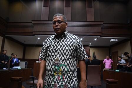 Pejabat Kementerian PUPR Divonis 6 Tahun Penjara