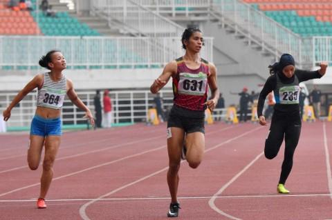 Mengenal Alvina Tehupeiory, Srikandi dari Maluku yang Pecahkan Rekornas 200 Meter