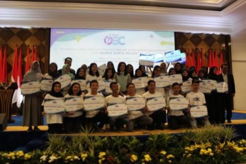 30 'Mahasiswa OSC' Dapat Dana Pendidikan Rp2 Juta per Bulan