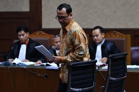 Penyuap Romi dan Menteri Lukman Divonis 2 Tahun Bui