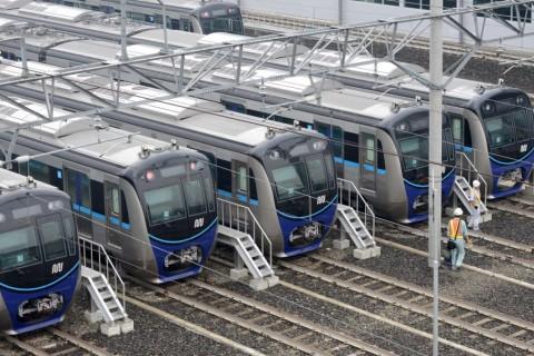 MRT Bakal Diasup Sumber Listrik Khusus