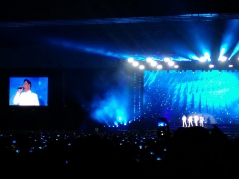 Westlife Pays Tribute to Queen in Jakarta Concert