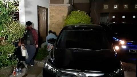 KPK Geledah Rumah Kadishub Jatim