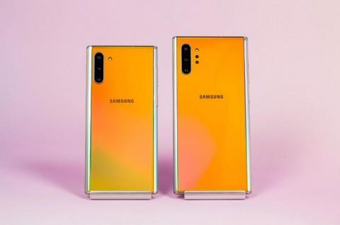Samsung Resmi Luncurkan Dua Varian Galaxy Note 10