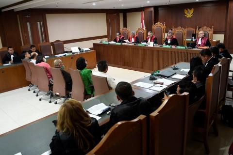 Legislator Penerima Suap Gubernur Sumut Diganjar 4 Tahun Bui