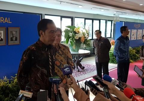 Jokowi Teken Perpres Mobil Listrik