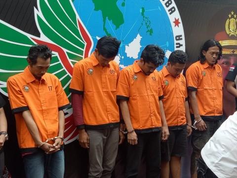 Kurir Narkoba Nunung Ingin Pesta Sabu di Kediri