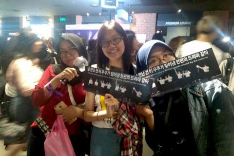 ARMY Banten Gelontorkan Rp32 Juta demi Nobar Film BTS Bring The Soul: The Movie