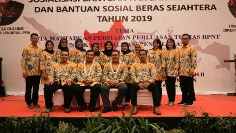 Kemensos Ingatkan Dinas Sosial Provinsi Maksimalkan Penyaluran BPNT