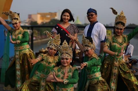 Semarak Parade Budaya Cisadane