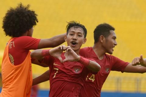 Timnas Indonesia U-18 Tekuk Timor Leste 4-0