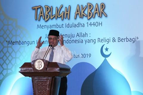 BI Gelar Tabligh Akbar Sambut Idul Adha