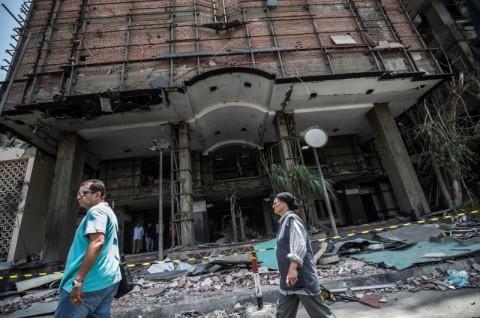 17 Anggota Teroris Hasm Tewas dalam Operasi Militer Mesir