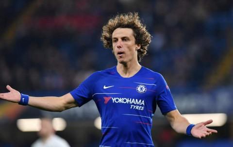 Alasan David Luiz Gabung Arsenal