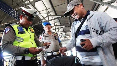 Penerima Tarif Reduksi Kereta Api Wajib Registrasi