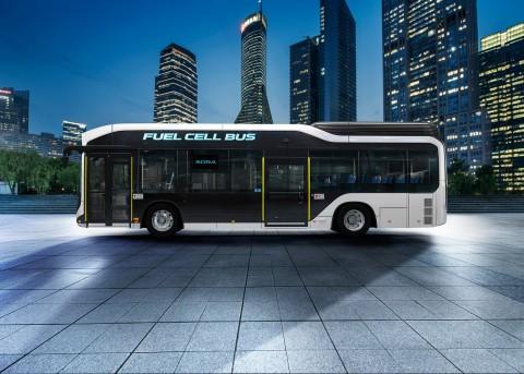 Toyota Masih Malu-Malu Bahas Bus Listrik