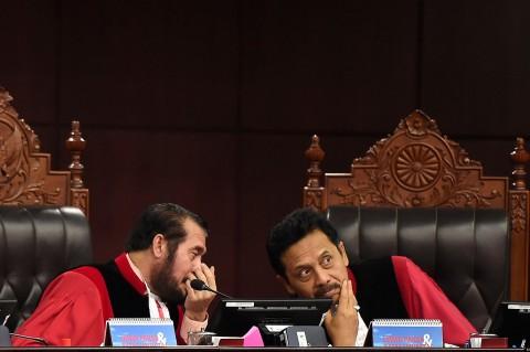 MK Putuskan 55 Sengketa Pemilu Legislatif 2019