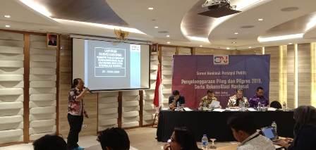Survei: Masyarakat Mengapresiasi Rekonsiliasi Jokowi-Prabowo