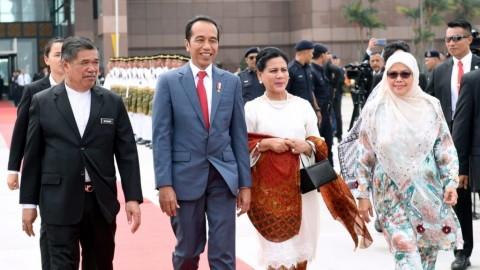 Jokowi Bakal Hadir di Parade Nasional Singapura