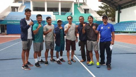 Dramatis, Tim Tenis Sumsel Rebut Tiket Terakhir PON 2020 Papua