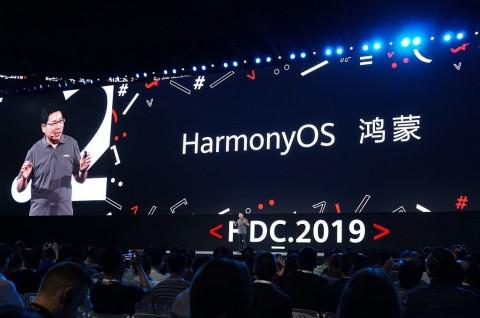 Huawei Umumkan Harmony OS, Alternatif Android
