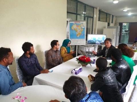 Penetrasi Indonesia di Ethiopia Diutamakan Melalui Pemuda