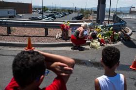 Pelaku Penembakan El Paso Targetkan Warga Meksiko