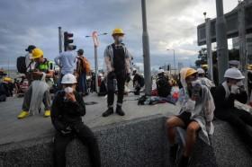 Inggris Inginkan Adanya Penyelidikan Terhadap Protes Hong Kong