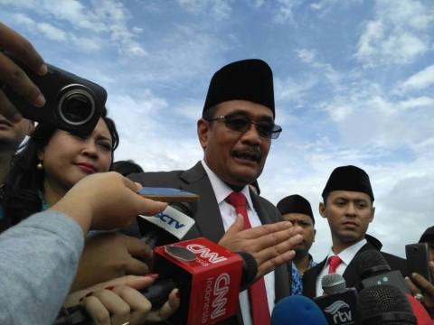 Djarot: Menjabat Gubernur DKI Sendirian Enggak Enak