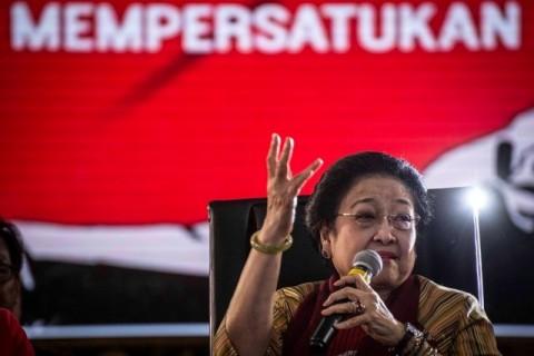 Megawati Kantongi Nama Calon Menteri