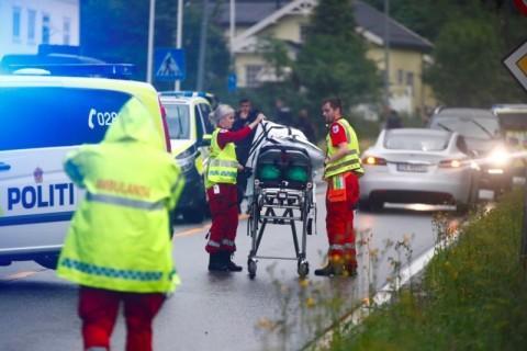 Pria Norwegia Lepaskan Tembakan di Masjid Oslo