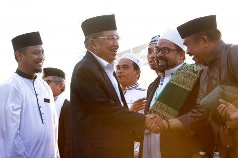 JK Rayakan Iduladha di Makassar