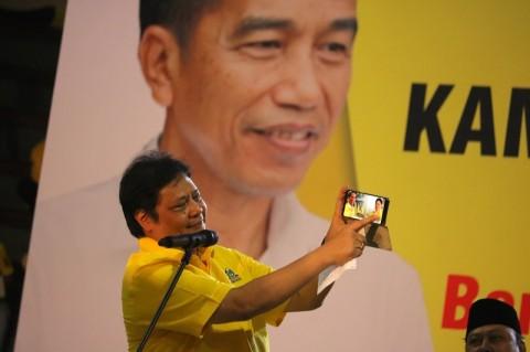 Golkar Dukung Keputusan Jokowi Terkait Bergabungnya Gerindra