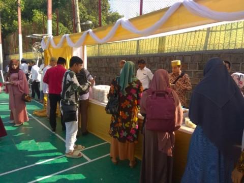 Meriahnya Perayaan Iduladha di KBRI New Delhi