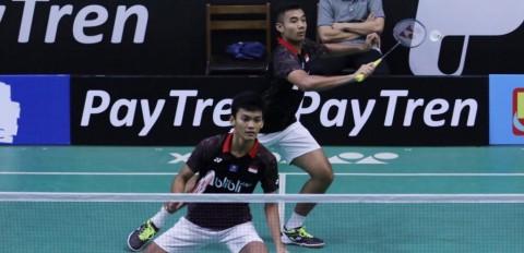 Hyderabad Open 2019: Fikri/Bagas Sumbang Emas Pertama Indonesia