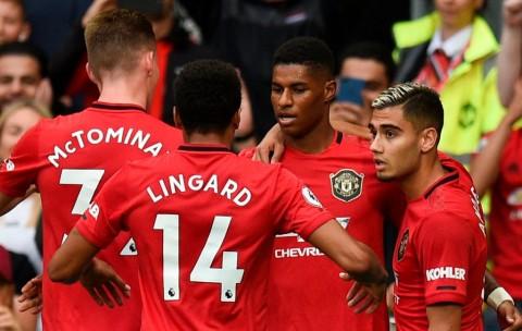 Sementara, Rashford Bawa United Ungguli Chelsea