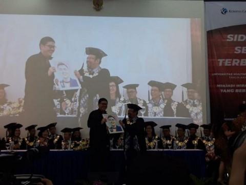Rektor Asing Upaya <i>Shock Therapy</i> Presiden Tingkatan Kualitas PT