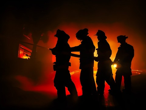 Lima Anak Tewas dalam Kebakaran di Tempat Penitipan